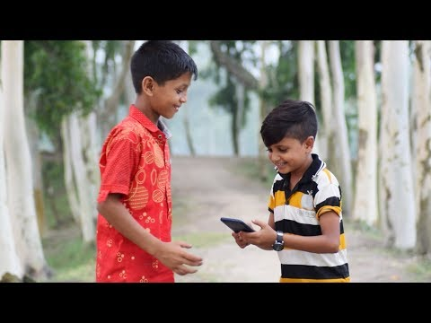 Digital Pola । Mobile Fact । ডিজিটাল পোলা । Soto Dada Comedy Video । New Bangla Funny Video 2018