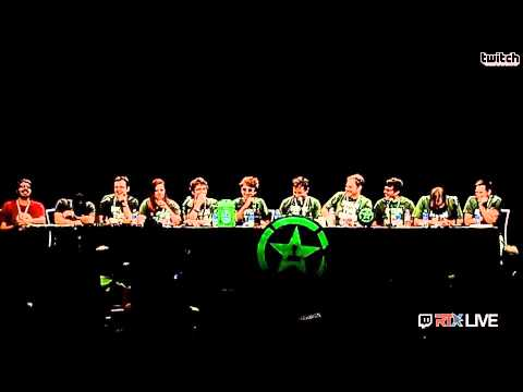 RTX Achievement Hunter Panel: Geoffs Ringtone 2014