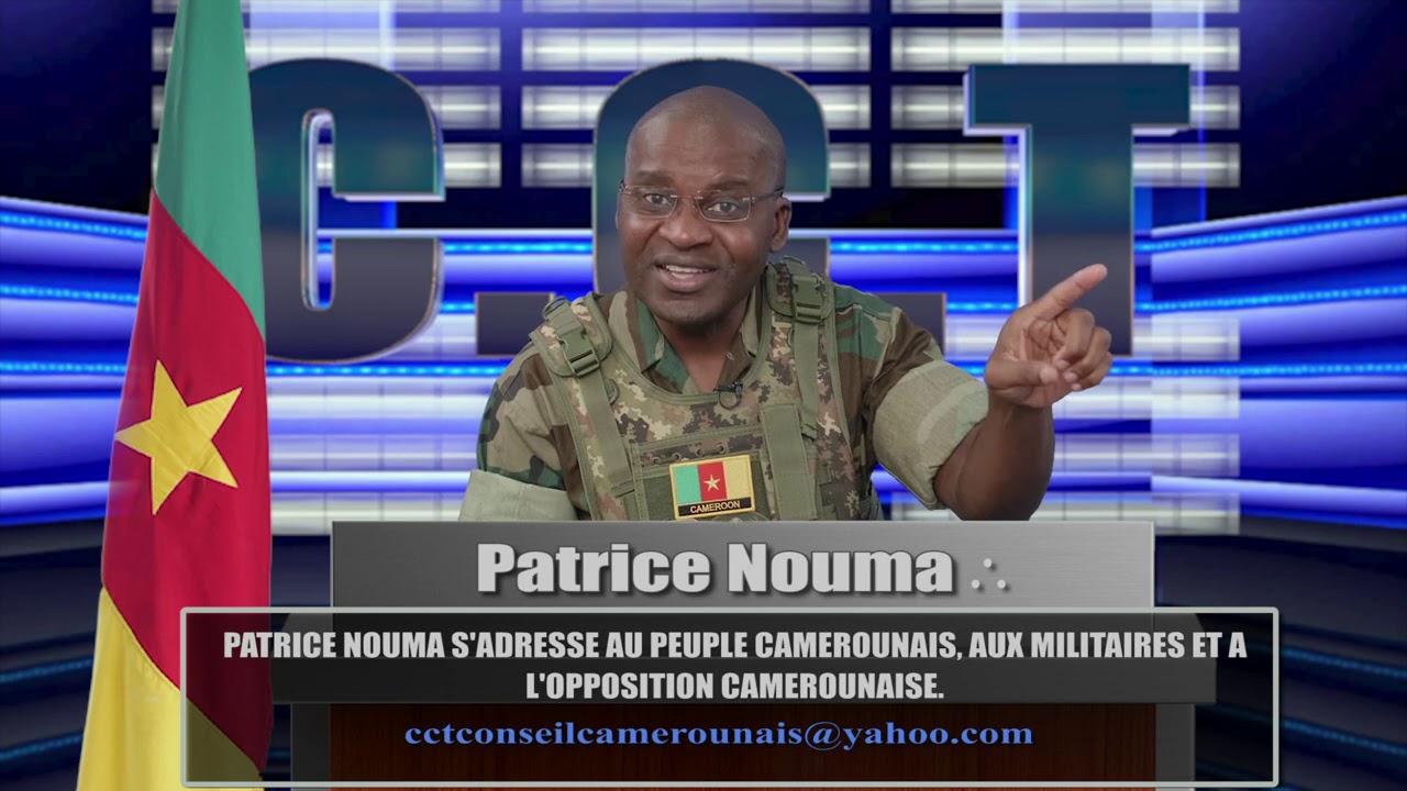 PATRICE NOUMA S'ADRESSE A L'OPPOSITION CAMEROUNAISE/REVOLUTION DANS L'UNITE DS LEADERS &DS FORCES/4