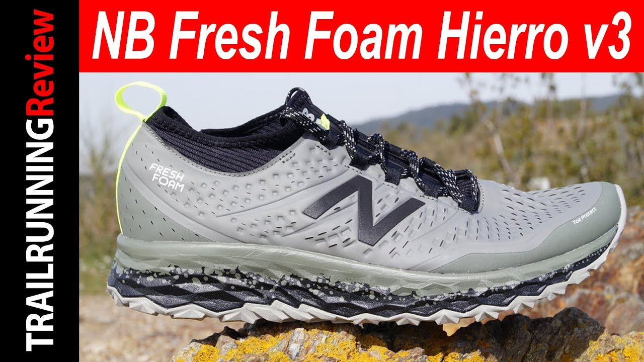 V3 Balance Foam Fresh Hierro Review New tshQrdCxB