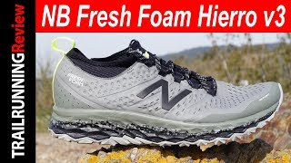 New Balance Fresh Foam Hierro v3 Review