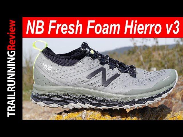New Balance Fresh Foam Hierro v3