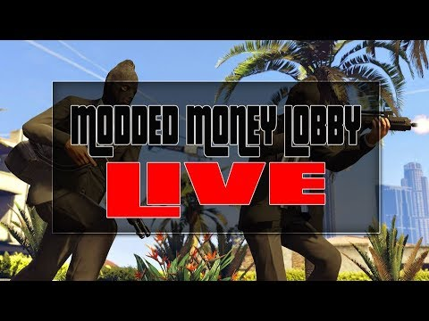 GTA 5 ONLINE: MODDED MONEY AND RP LOBBY | UNLIMITED MONEY AND RP | GERMAN - Duur: 39:04.
