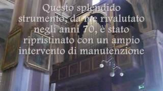 Peter Cornet, SALVE REGINA, Organo e Canto Gregoriano, Giovanni Vianini, Organo Serassi di Primaluna, Lc. It.