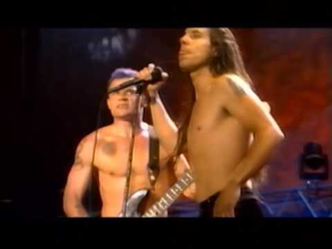 Woodstock 1994 Highlights - Higher Ground - Red Hot Chili Peppers - 8/12/1994