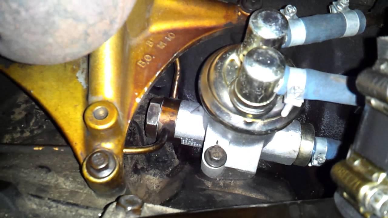 97 F250 7 3l Fuel Leak