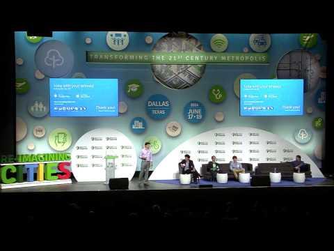 New Cities Summit 2014: AppMyCity! Presentations