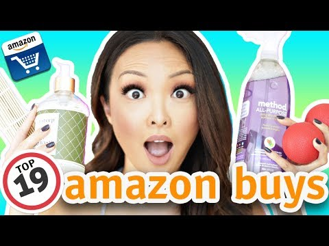 19 Amazon Products I Cant Live Without! | chiutips