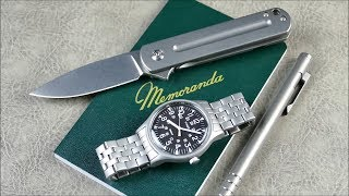 On the Wrist, from off the Cuff: Timex – MK1 Steel, $100 Vintage Inspired Field Watch Perfection?