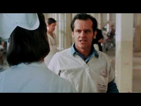 One Flew Over The Cuckoo's Nest Trailer (HD - Best Quality)