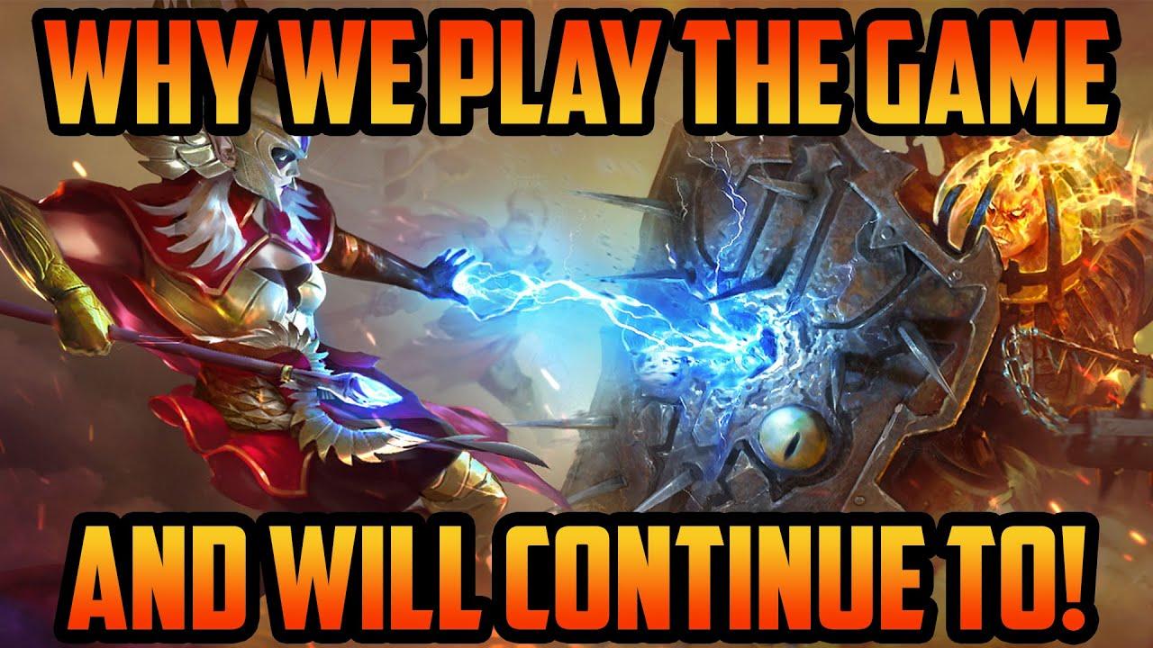 Why Are We Still Playing I Raid Shadow Legends