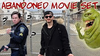 ABANDONED Movie Sets - Patriots Day & Ghostbusters ( 2016 ) FILMING LOCATIONS