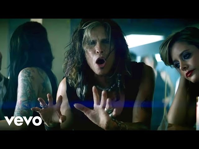 Aerosmith - What Could Have Been Love (Official Video)