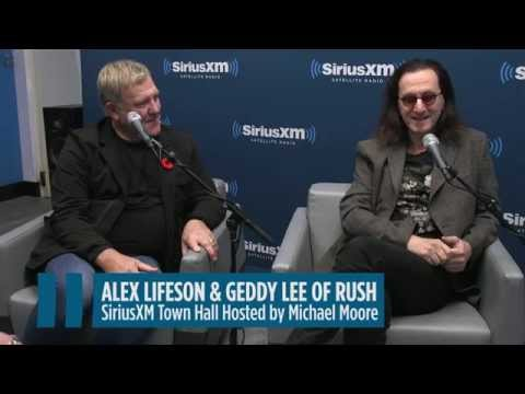 SiriusXM Town Hall with Rush: Dave Grohl & Geddy Lee's Rock Star Moms // SiriusXM