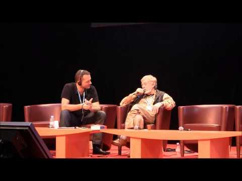 Rencontre avec Norman Spinrad (Utopiales 2013)
