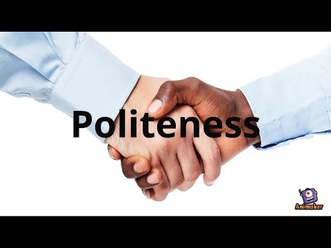 IELTS Speaking Part 1 Politeness