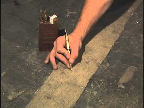 How to Use a MOH's Hardness Pick Set on Concrete - WerkMaster.mov