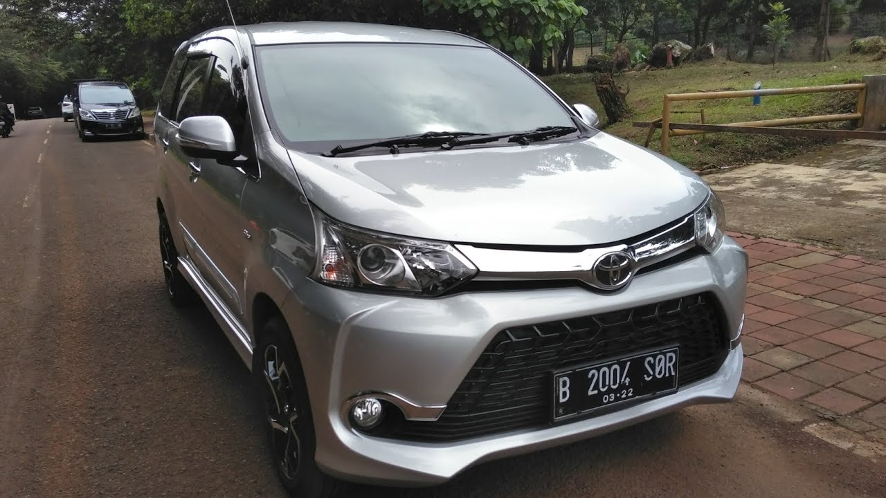 Toyota Grand New Avanza Veloz 1.5 A/T Start Up & Review