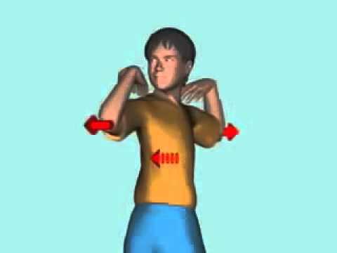 Норбеков = Упражнения для позвоночника