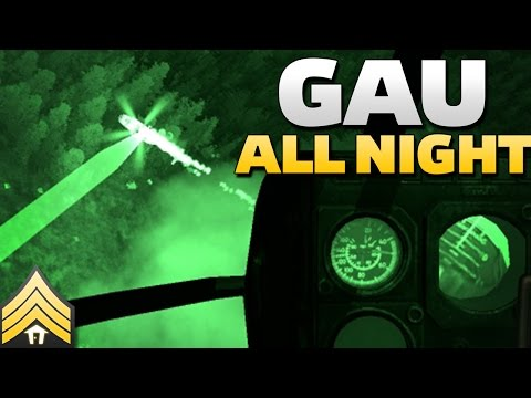 GAU All Night - Arma 2 Close Air Support