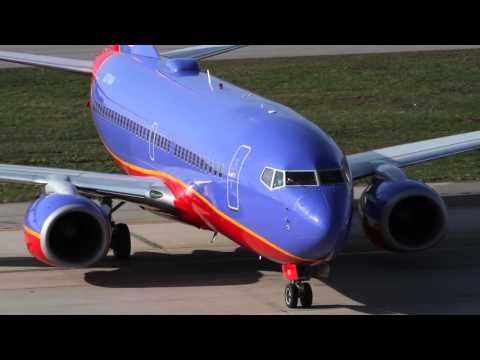 Plane Spotting @ John Glenn International Aitport [50 Mins!!]