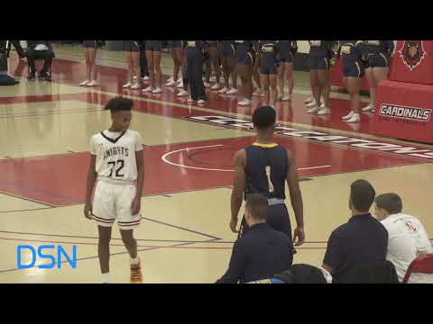 Catonsville vs North County Full Game- 1st IAABO Board 23 Basketball Challenge