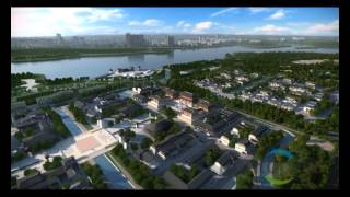 Planning Design for Chinese Idiom Culture Industrial Park in Handan city, Hebei Province + Frontop