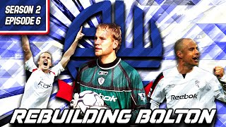 Rebuilding Bolton S2 E6 Turkey Coma Football Manager 2021