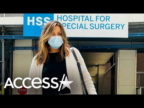 Mariska Hargitay Suffers Broken Knee, Ankle Fracture & Torn Ligament