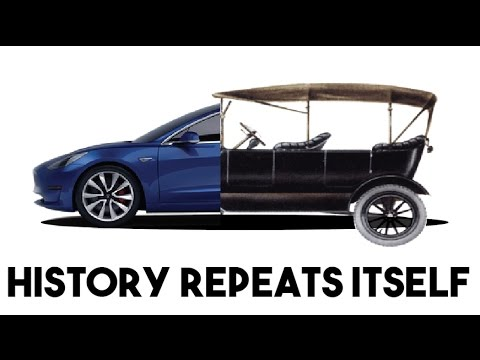 The Tesla Argument, History Repeats Itself: 1910 vs 2010