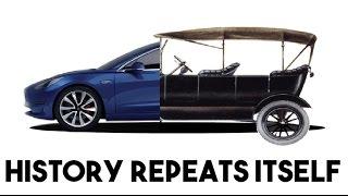 The Tesla Argument, History Repeats Itself: 1910 vs 2010