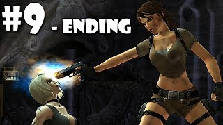 TOMB RAIDER LEGEND Gameplay Walkthrough Part 9 [FINAL LEVEL - ENDING]: BOLIVIA - THE LOOKING GLASS