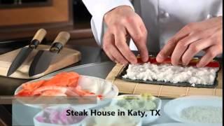 Steak House Katy TX, Tokyo Steak and Sushi