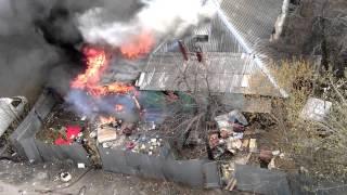 Пожар в Подольске(, 2013-05-04T20:17:52.000Z)