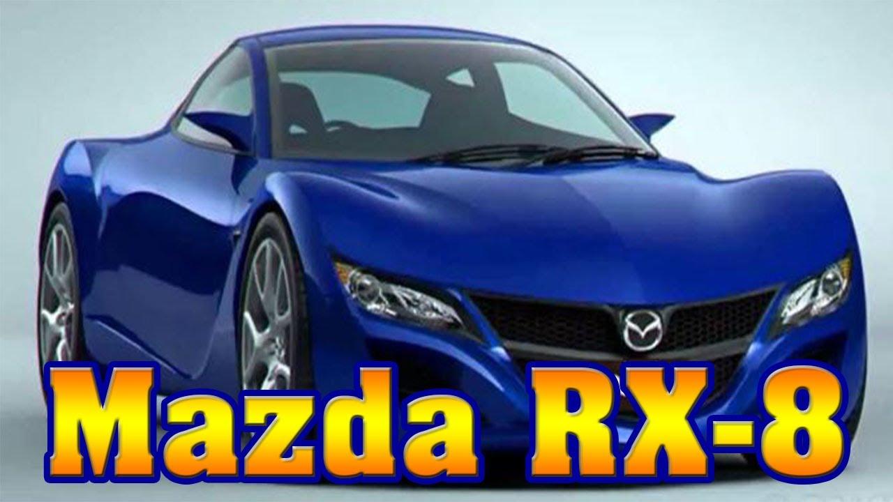 Mazda rx8 2018
