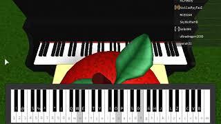 Roblox Piano: Abnormalize Attempt 2
