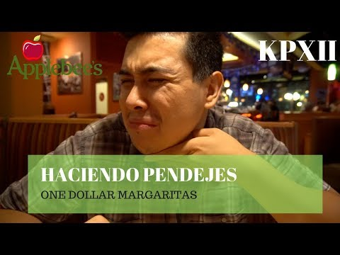 DOLLA' DRANKS AT APPLEBEE'S ?! $$$ - KPXII VLOG