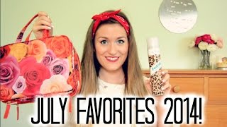 Michelle's July Favorites 2014 | Beauty, Fashion, TV, Music + More! Thumbnail