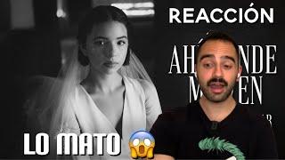 Reaccion de Extranjero a Ángela Aguilar - Ahí Donde Me Ven (Video Oficial) | Reaction