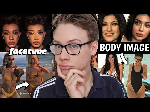 Is Facetune & Instagram Ruining Our Body Image?