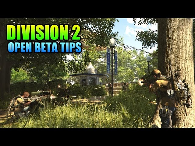Division 2 Open Beta Guide | Tips For Getting Started