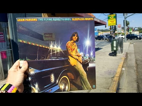 #249 (4/15/2017) Gram Parsons' SLEEPLESS NIGHTS Cover : Filming Locations