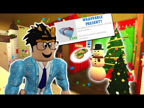 When Will The Bloxburg Christmas Update Come Out 2020 THINGS I WANT TO SEE IN A FUTURE BLOXBURG CHRISTMAS UPDATE!   YouTube
