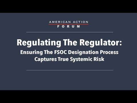 Regulating The Regulator: Ensuring The FSOC Designation Process Captures True Systemic Risk