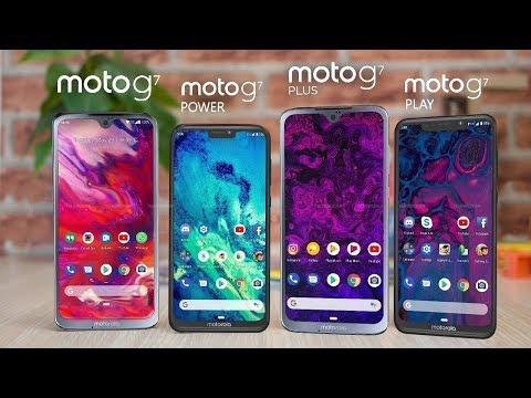 Motorola Moto G7 SERIES