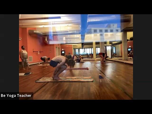 Marita 60 Minute Yoga Class Be Yoga Andersonville