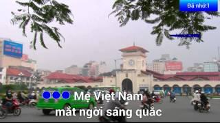 Hoa Cài Mái Tóc - Arirang Karaoke - Mã số 58133