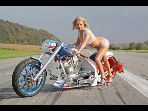 from Josiah sexy girls and choppers