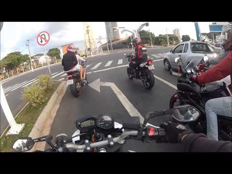 BONDE DE SAO CARLOS PT1+HORNET SÓ O CANO+ FUMAÇA+NOVA CB500