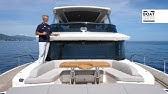 ENG] ISLAND PACKET 349 - Walkaround and Interiors Sailing
